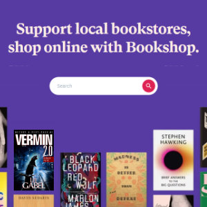 Support Local Bookstores, Shop  Online with Bookshop - Visit Bookshop.org