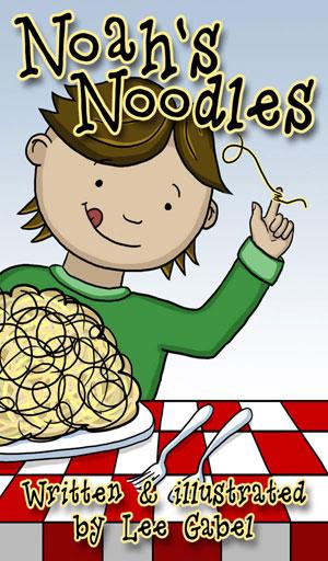 Noah's Noodles ebook cover